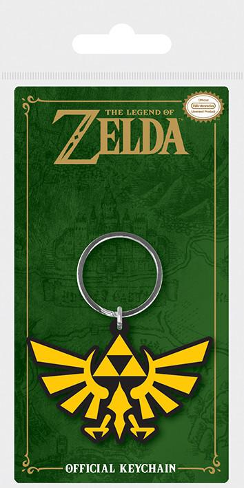 Klíčenka The Legend Of Zelda - Triforce