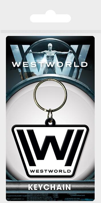Klíčenka  Westworld - Logo