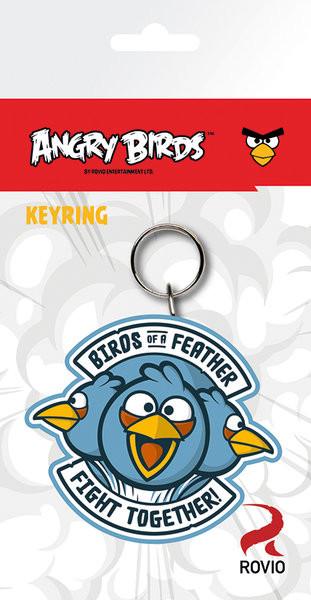 Kľúčenka  Angry Birds - Blue