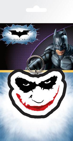 Kľúčenka Batman: Temný rytier - Joker Smile