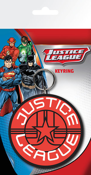 Kľúčenka Dc Comics - Justice League Star