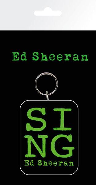Kľúčenka Ed Sheeran - Green