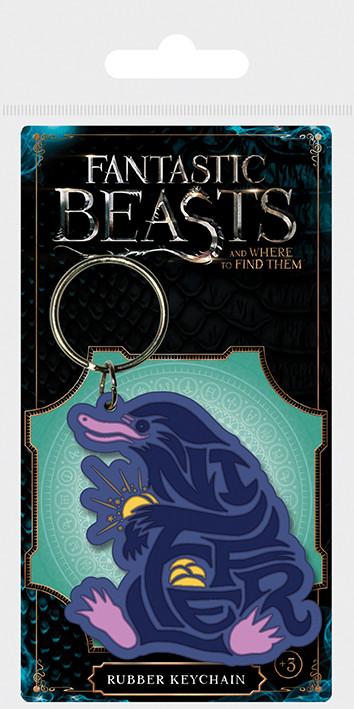 Kľúčenka  Fantastické zvery a ich výskyt - Niffler