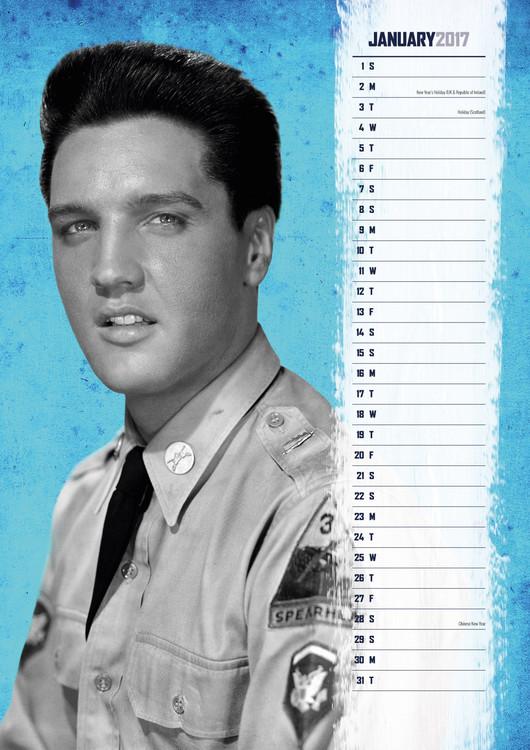 Elvis Koledar 2019