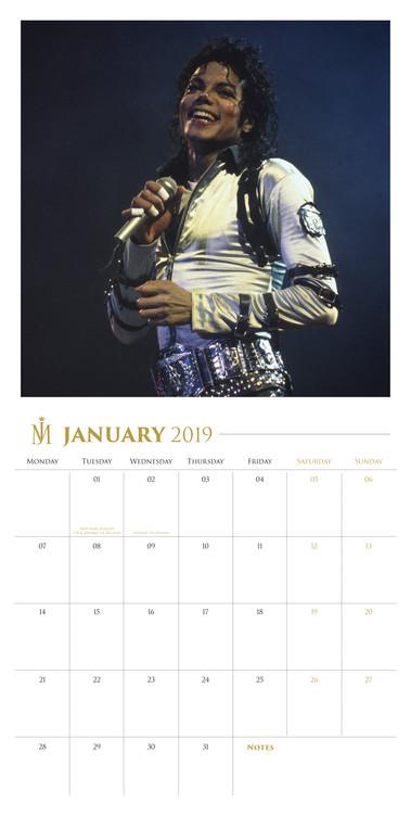 Calendario Ariana Grande 2020.Michael Jackson Koledar 2020