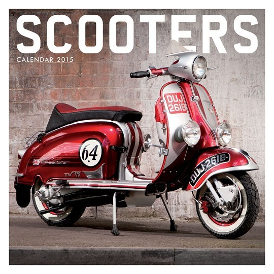 Scooter Koledar 2018