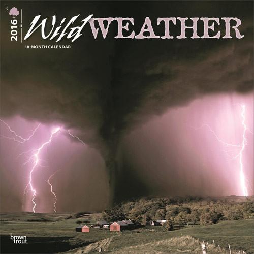 Wild Weather Koledar