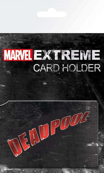 MARVEL - Deadpool Kortholder