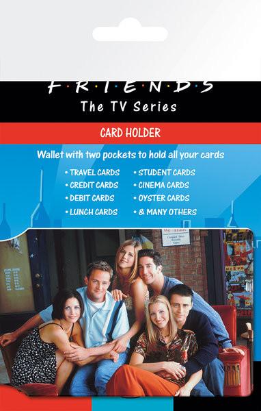 VENNER - FRIENDS - cast Kortholder