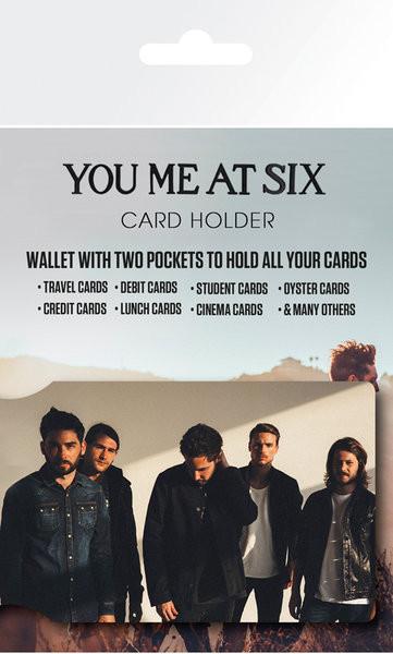 You Me At Six - Band Kortholder