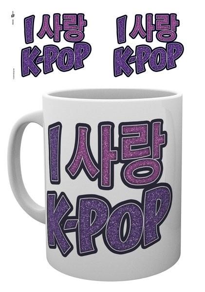 Hrnek KPop - Heart Kpop
