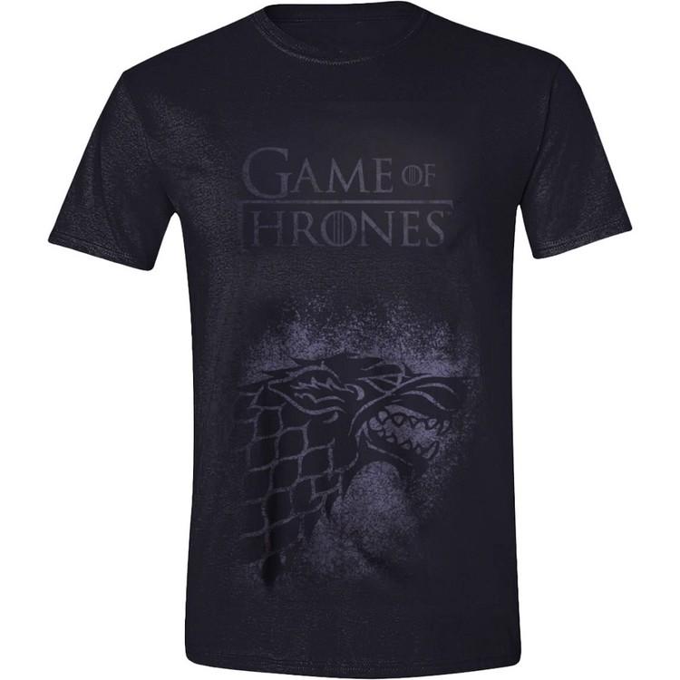 Game of Thrones - Stark Spray Kratka majica