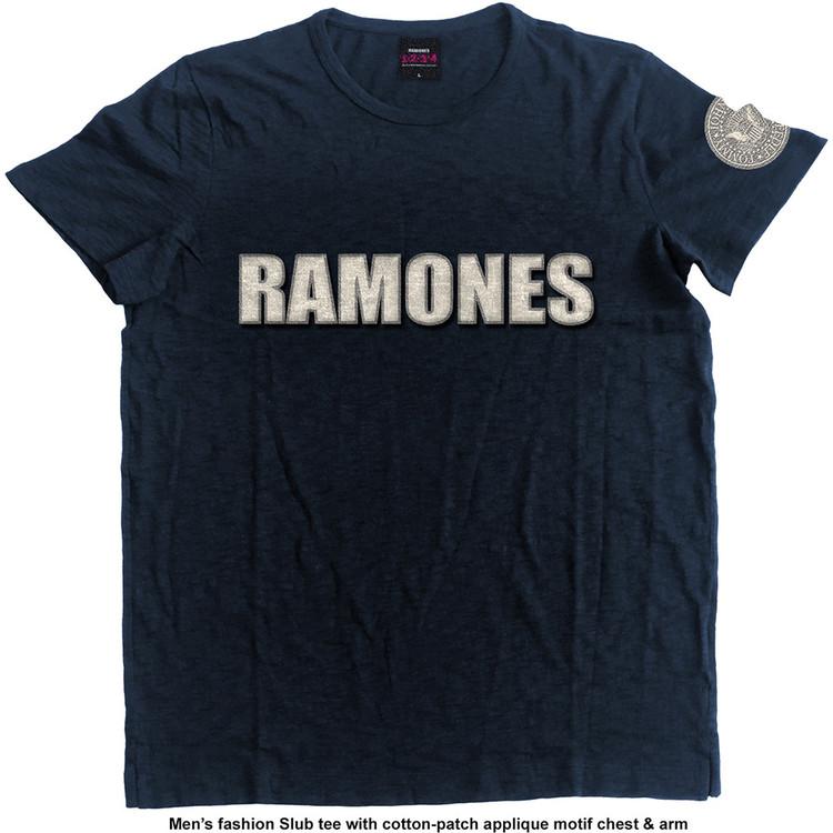 Ramones  - LOGO & PRESIDENTIAL SEAL Kratka majica