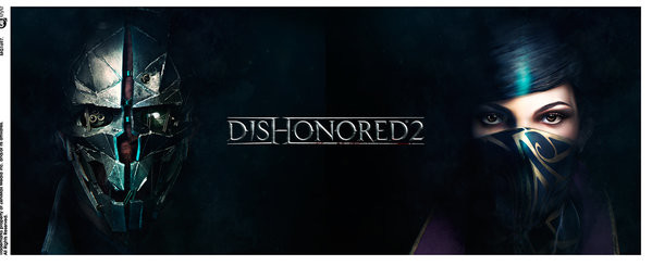 DISHONORED 2 - Faces Krus