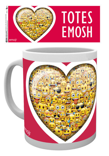 Emoji - Totes (Global) Krus