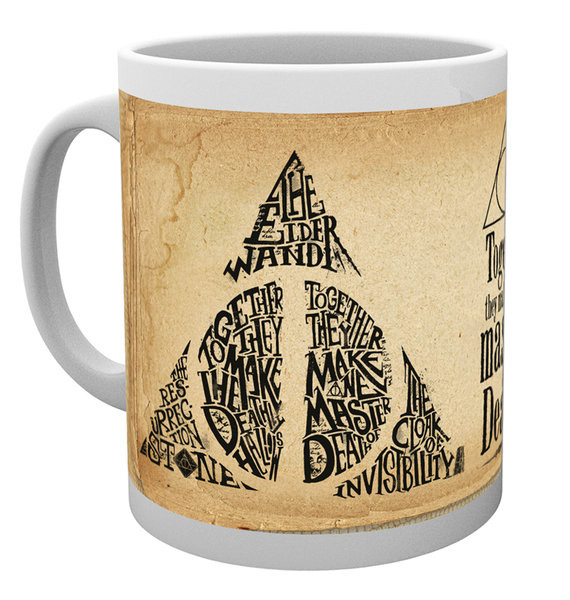Harry Potter - Deathly Hallows Words Krus