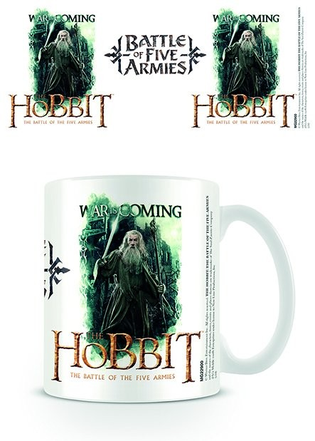Hobbitten 3: Femhæreslaget - Gandalf Krus