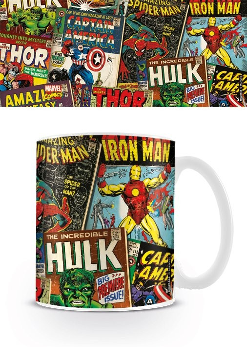 Marvel Retro - Covers Krus