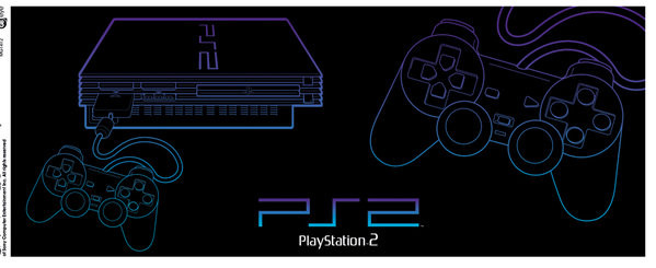Playstation - PS2 Lineart Krus