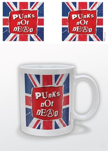 Punk's Not Dead Krus