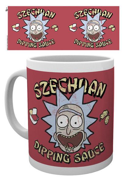 Rick And Morty - Szechuan Dipping Sauce Krus