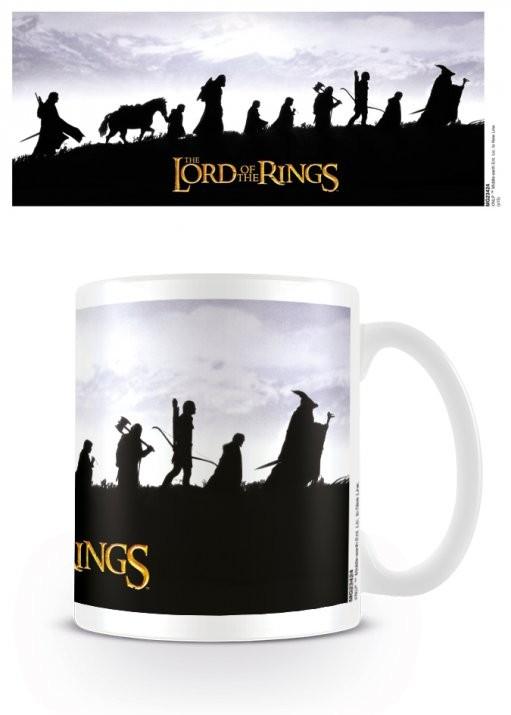 Ringenes herre - Fellowship Krus