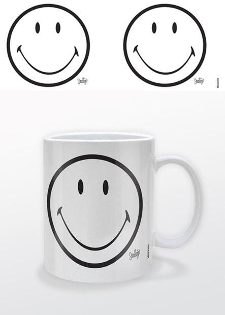 Smiley - White Krus
