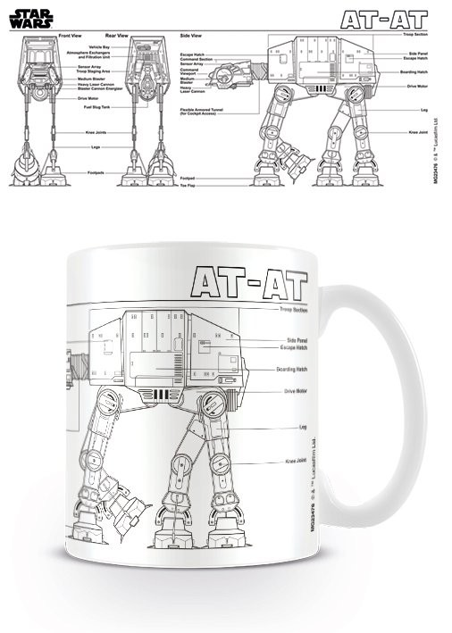 Star Wars - At At Sketch Krus