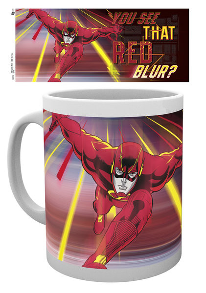The Flash - Red Blur Krus