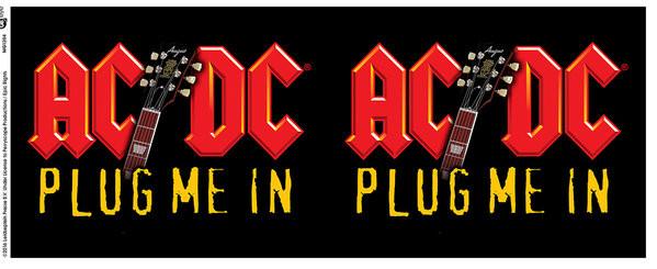 AC/DC - Plug Me In Kubek