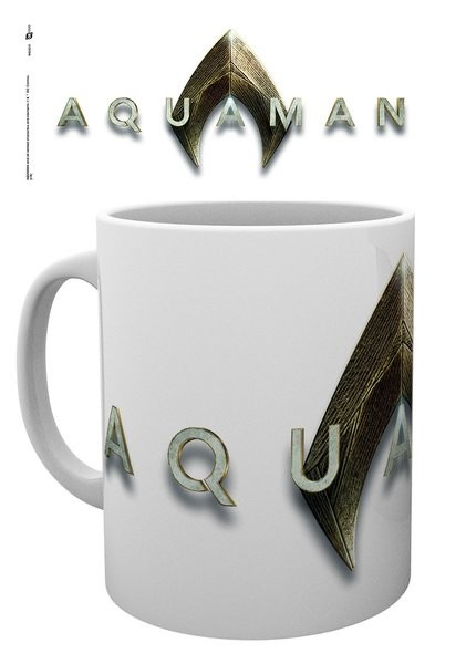Aquaman - Logo Kubek