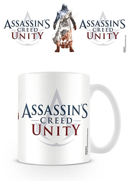Assassin's Creed Unity - Colour Logo Kubek