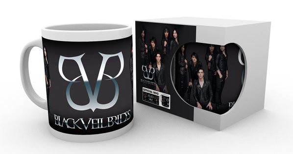 Black Veil Brides - Band Kubek