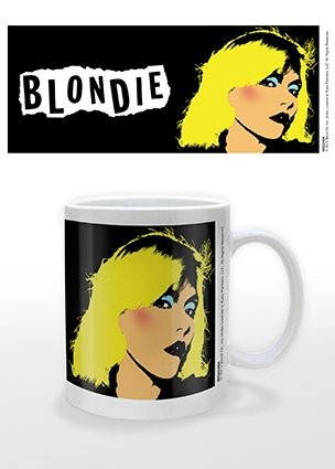Blondie - Punk Kubek