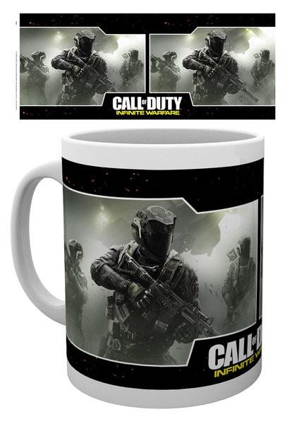 Call Of Dutty: Infinite Warfare - Game Cover Kubek