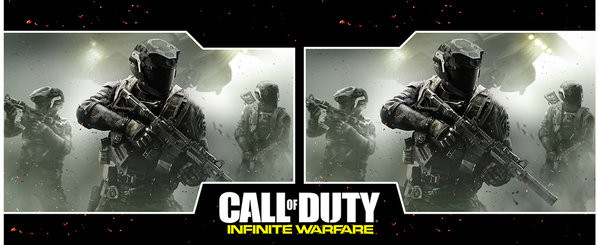 Call Of Dutty: Infinite Warfare - Game Cover Kubek