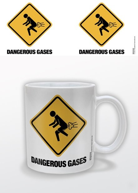 Dangerous Gases Kubek