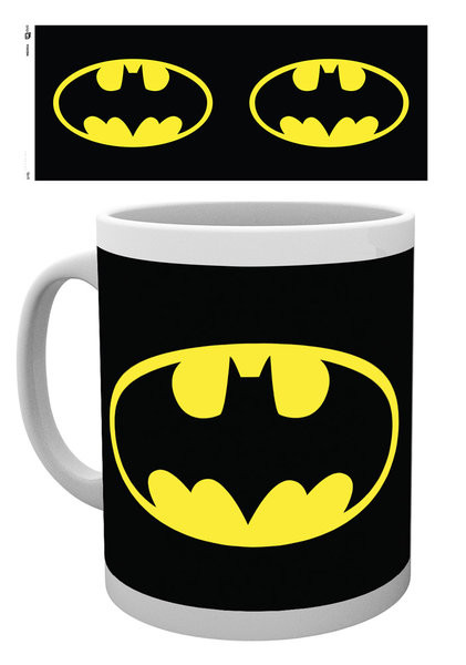 DC Comics - Batman Logo Kubek