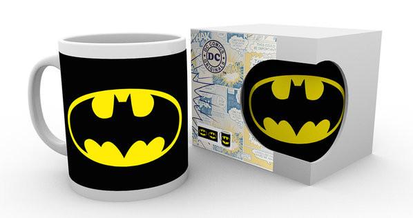 DC Comics - Batman Logo Kubek