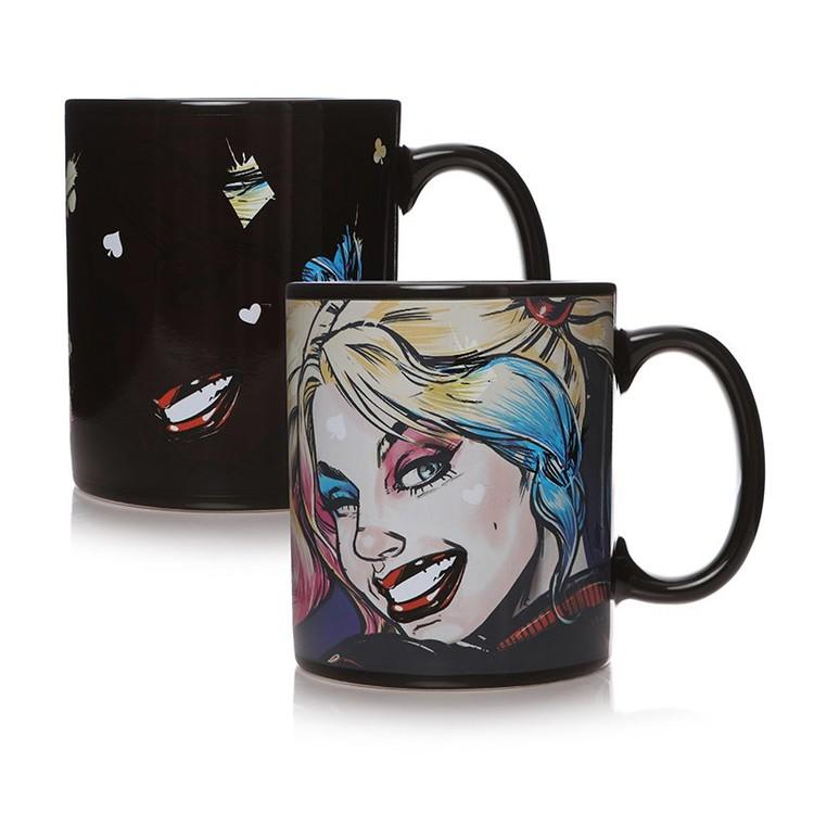 Kubek DC Comics - Harley Quinn