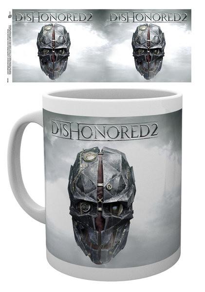 Dishonored 2 - Keyart Kubek