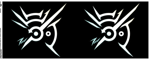Dishonored 2 - Tattoo Kubek