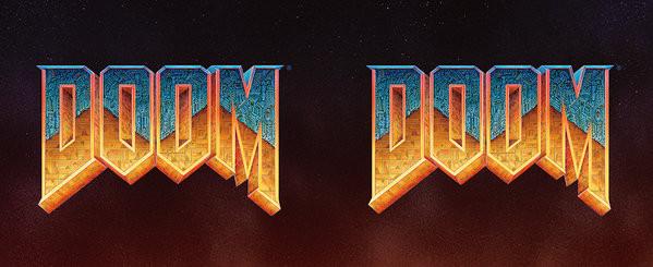 Doom - Classic Logo Kubek