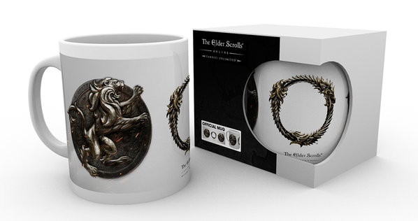 Elder Scrolls Online - Daggerfall Kubek