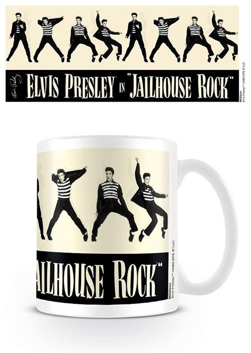 Kubek Elvis Presley - Jailhouse Rock