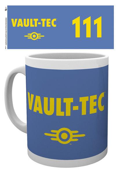 Fallout - Vault tec Kubek