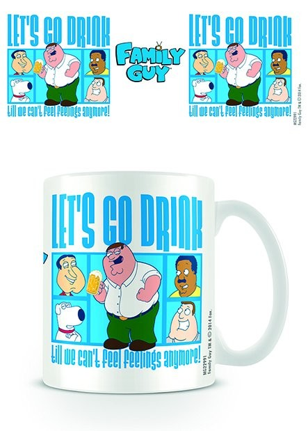 Family Guy (Głowa rodziny) - Drink Kubek