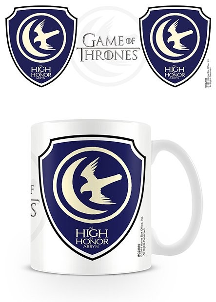 Gra o tron - Game of Thrones - Arryn Kubek