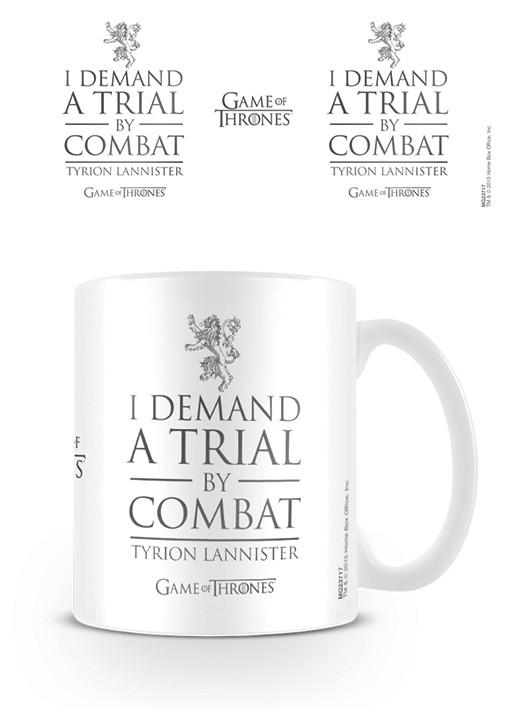 Gra o tron - Trial By Combat Kubek