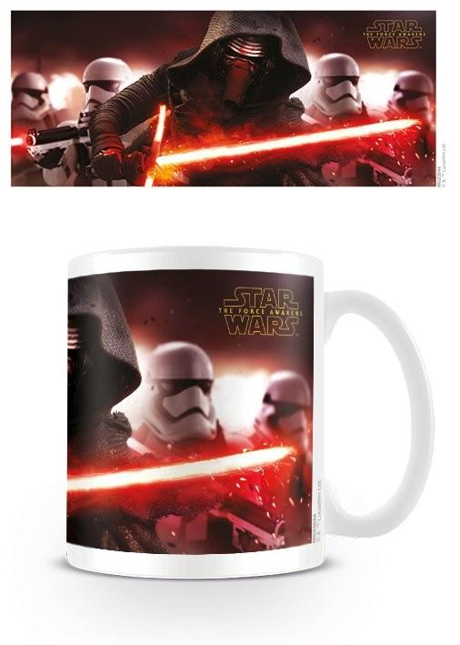 Gwiezdne wojny, część VII : Przebudzenie Mocy - Kylo Ren Stormtrooper Kubek
